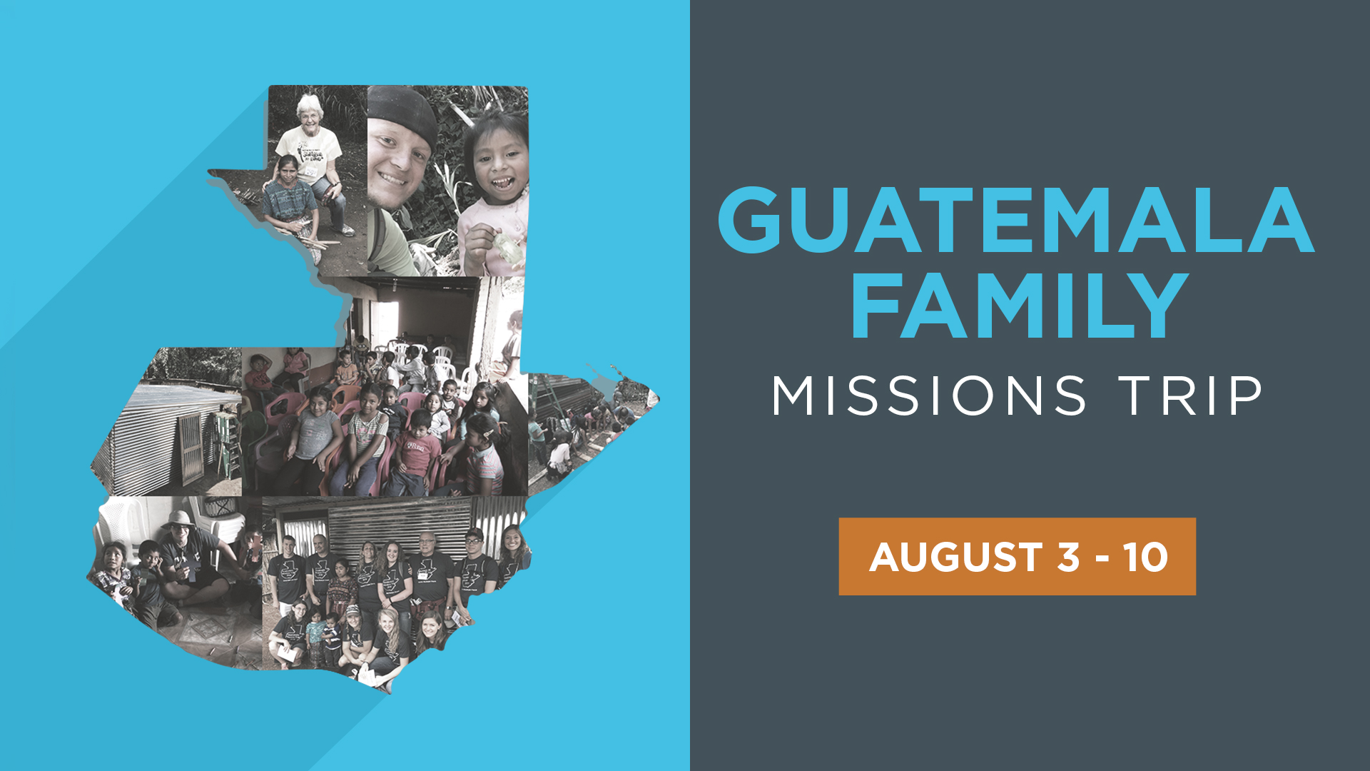 Guatemala Family Missions Trip