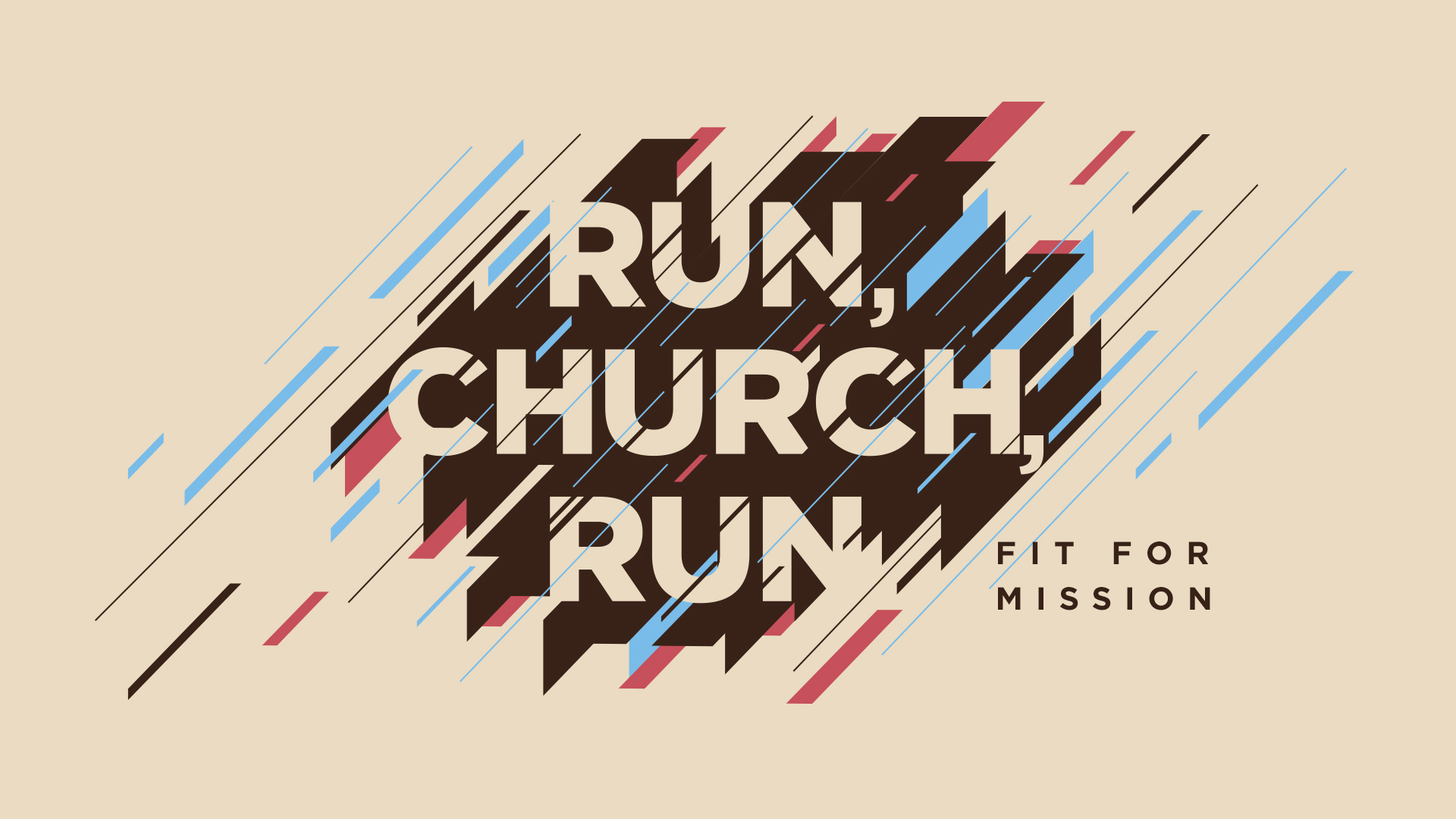 Run, Church, Run