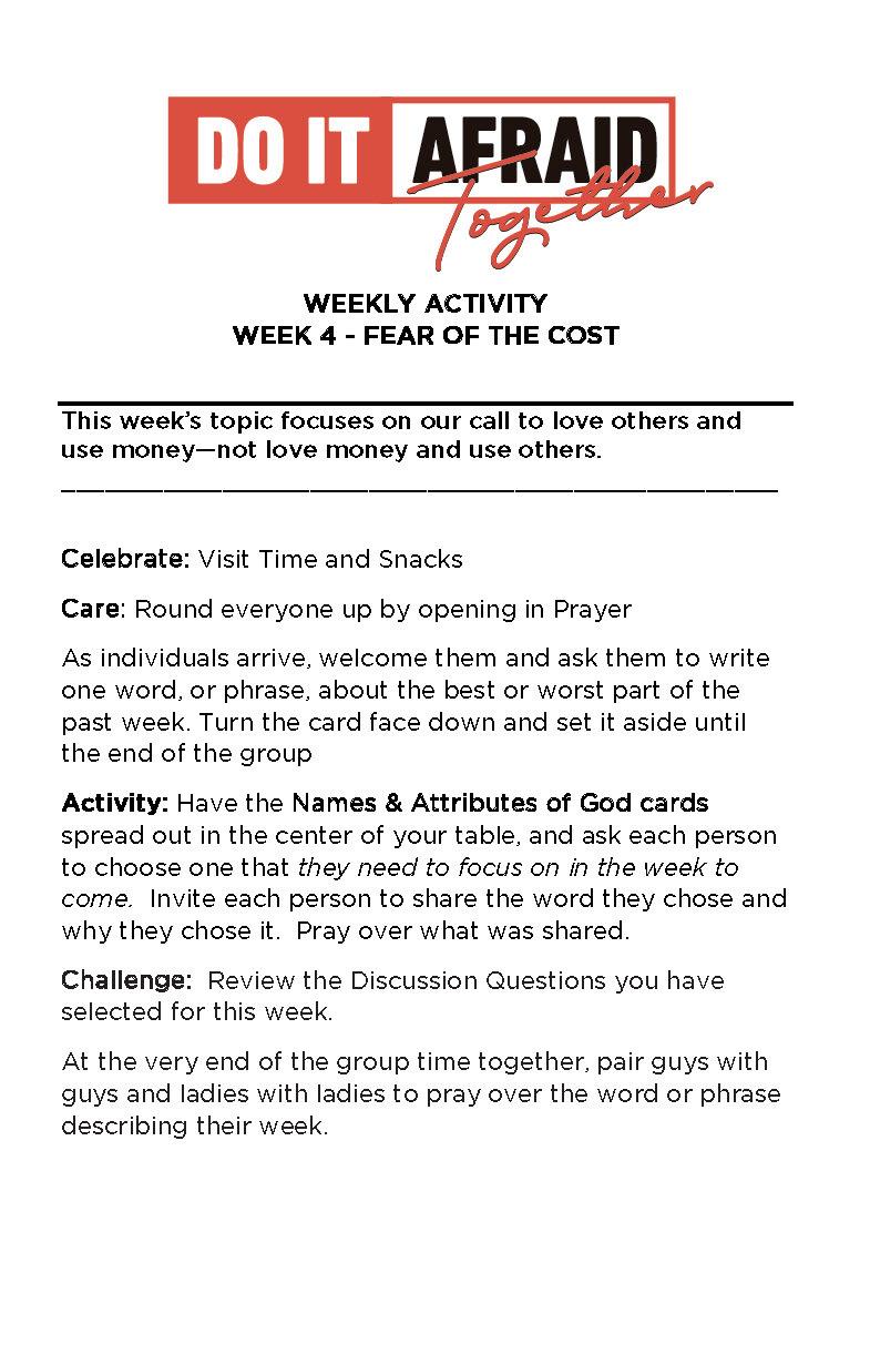 Central Wesleyan | Do It Afraid